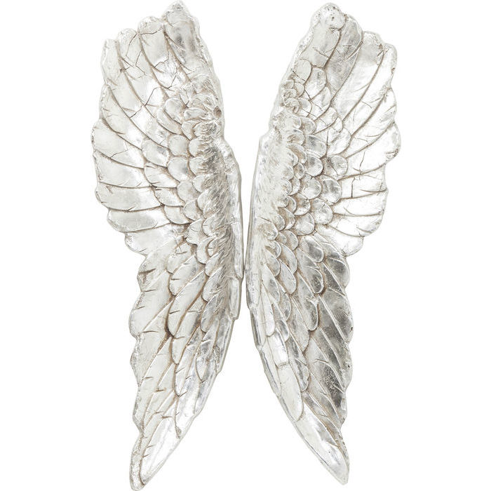 Angel wings wandschmuck 1182 lights for Kare fundgrube