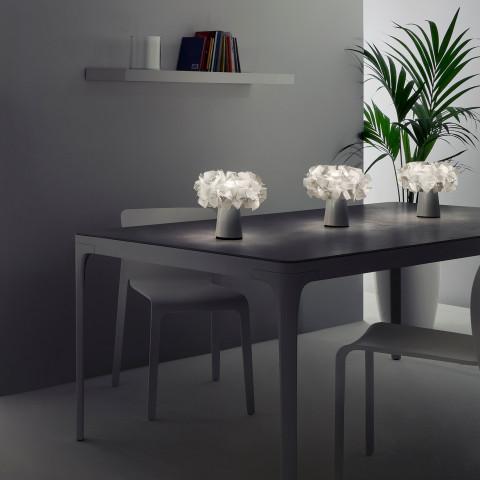 clizia battery table akku tischleuchte 1348. Black Bedroom Furniture Sets. Home Design Ideas