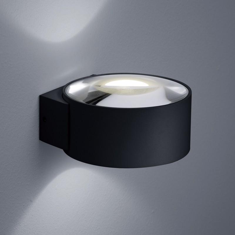 flow led aussenwandleuchte 977 lights. Black Bedroom Furniture Sets. Home Design Ideas