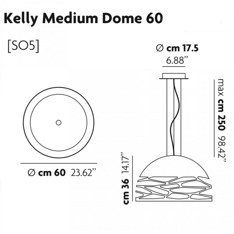 KELLY DOME Pendelleuchte - 9
